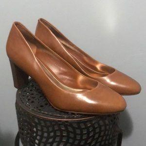 NWOT wedged heeled